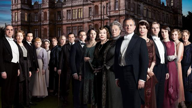 Watch the First 10 Minutes of Downton Abbey Season 3