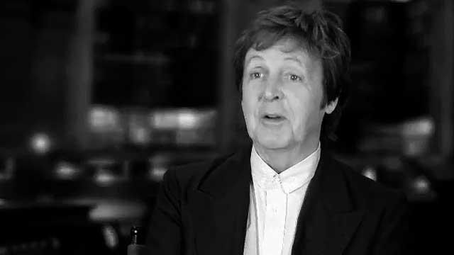 Exclusive Paul McCartney Interview