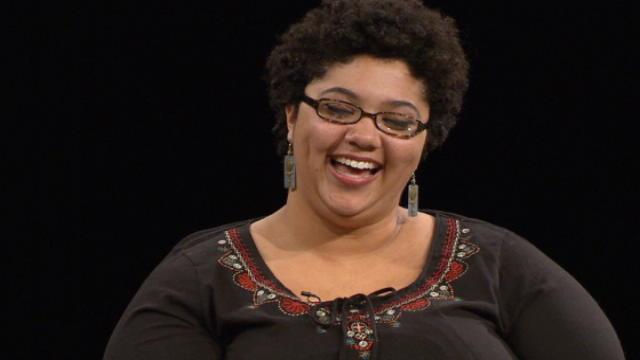 Poet Bianca Spriggs