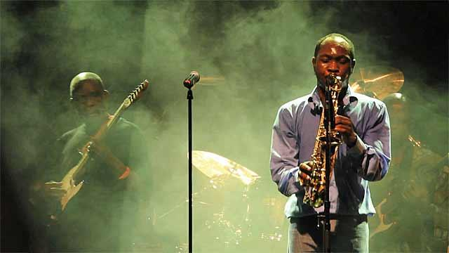 And Interview with Seun Kuti