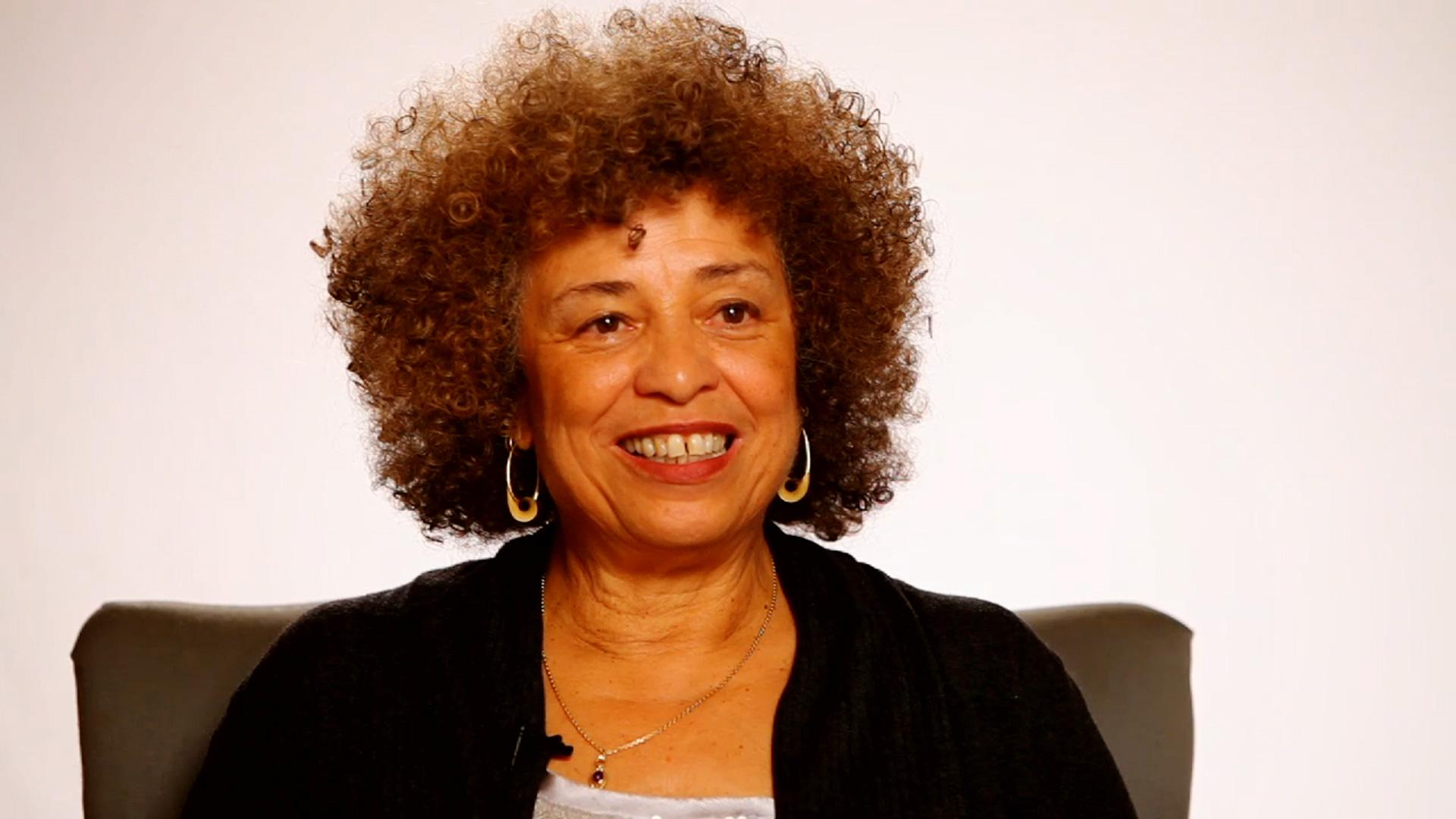 Angela Davis on Seeing Her Younger Self