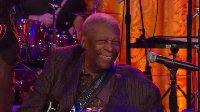 Talking about B.B. King