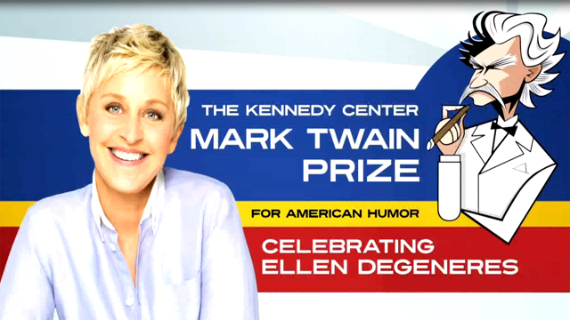 The Kennedy Center Mark Twain Prize: Ellen DeGeneres