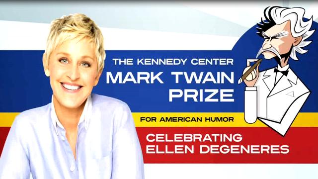 The Kennedy Center Mark Twain Prize: Ellen DeGeneres