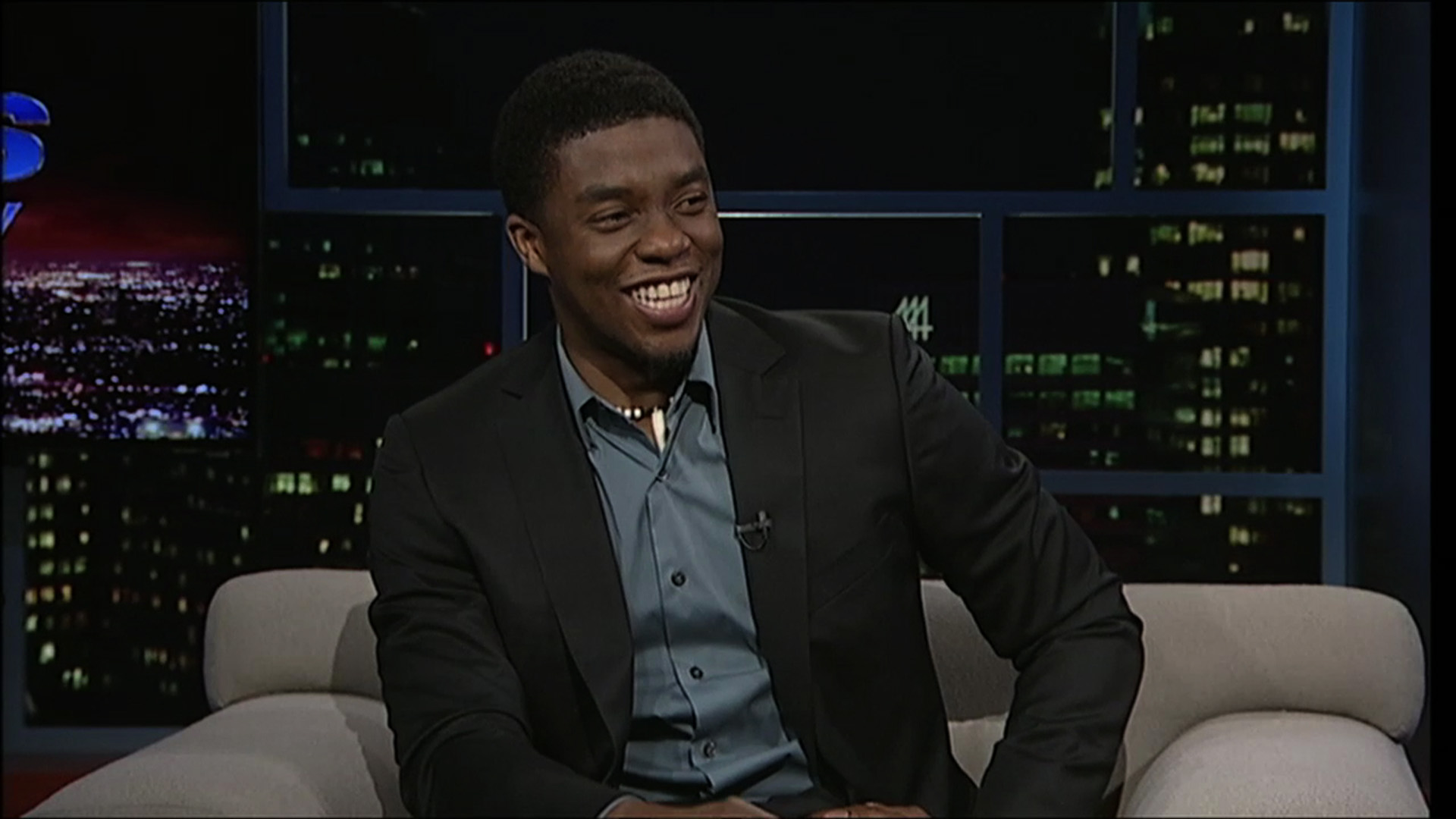 Sit Down With '42' Star Chadwick Boseman