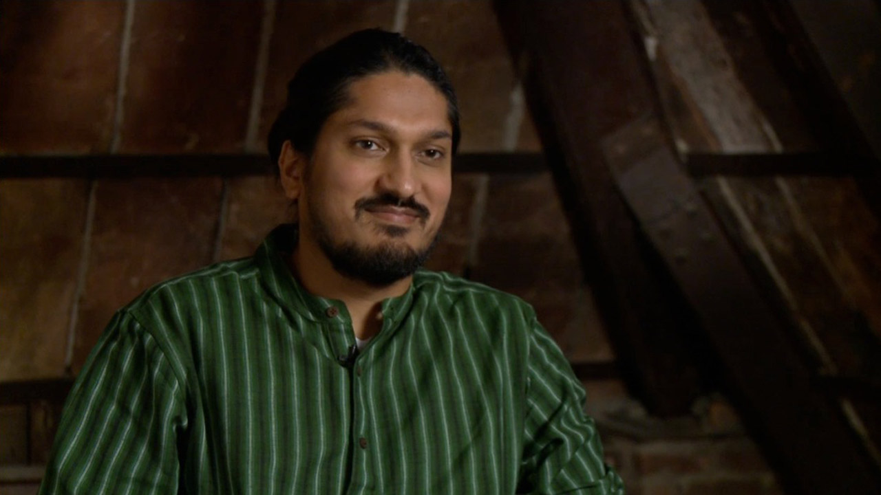Herman's House: Filmmaker Interview with Angad Bhalla