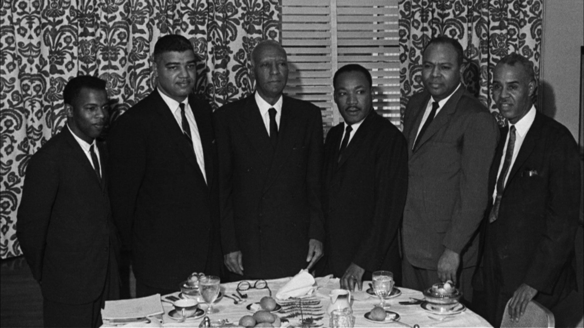 leaders of the civil rights movement explore black history pbs john lewis fighting for change in america