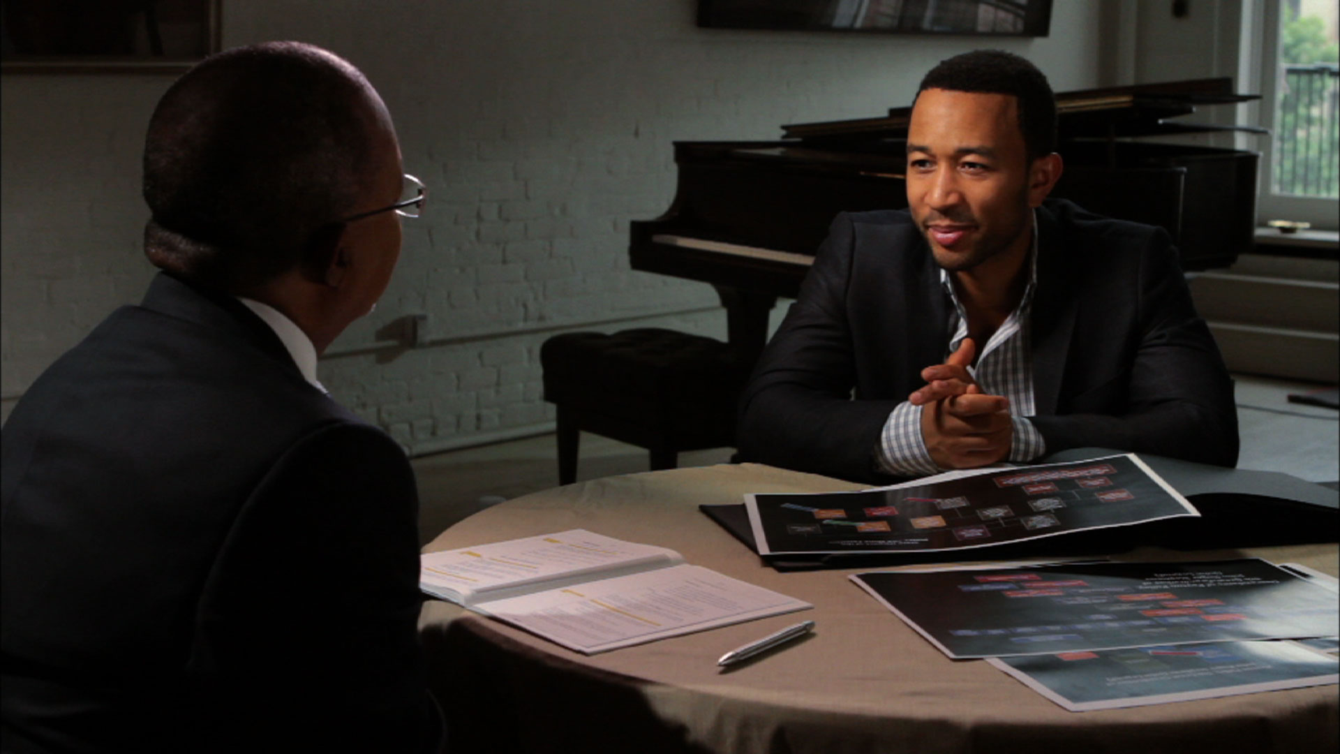 Full Episode: John Legend and Wanda Sykes