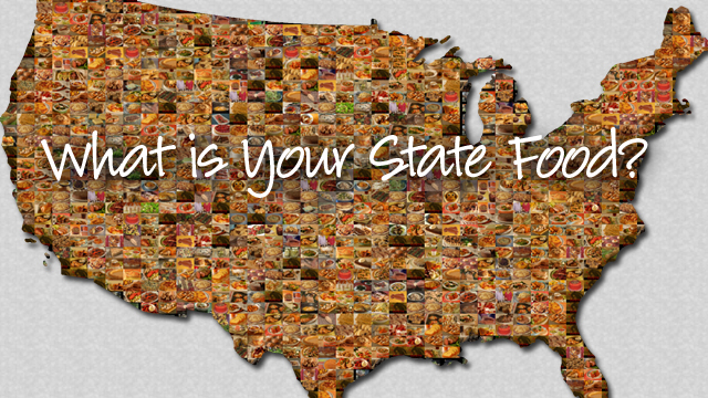 Do You Know Your Official State Food?