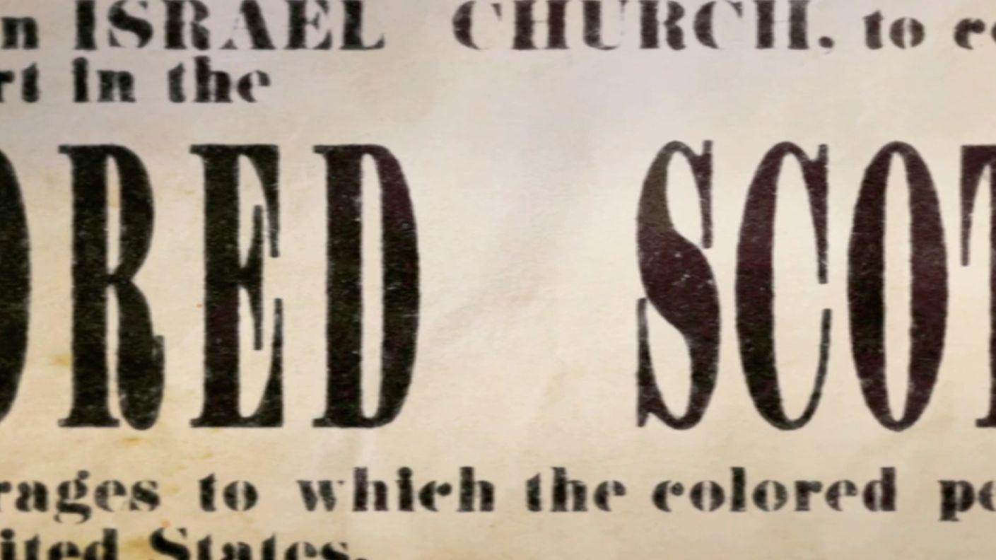 The Dred Scott Decision