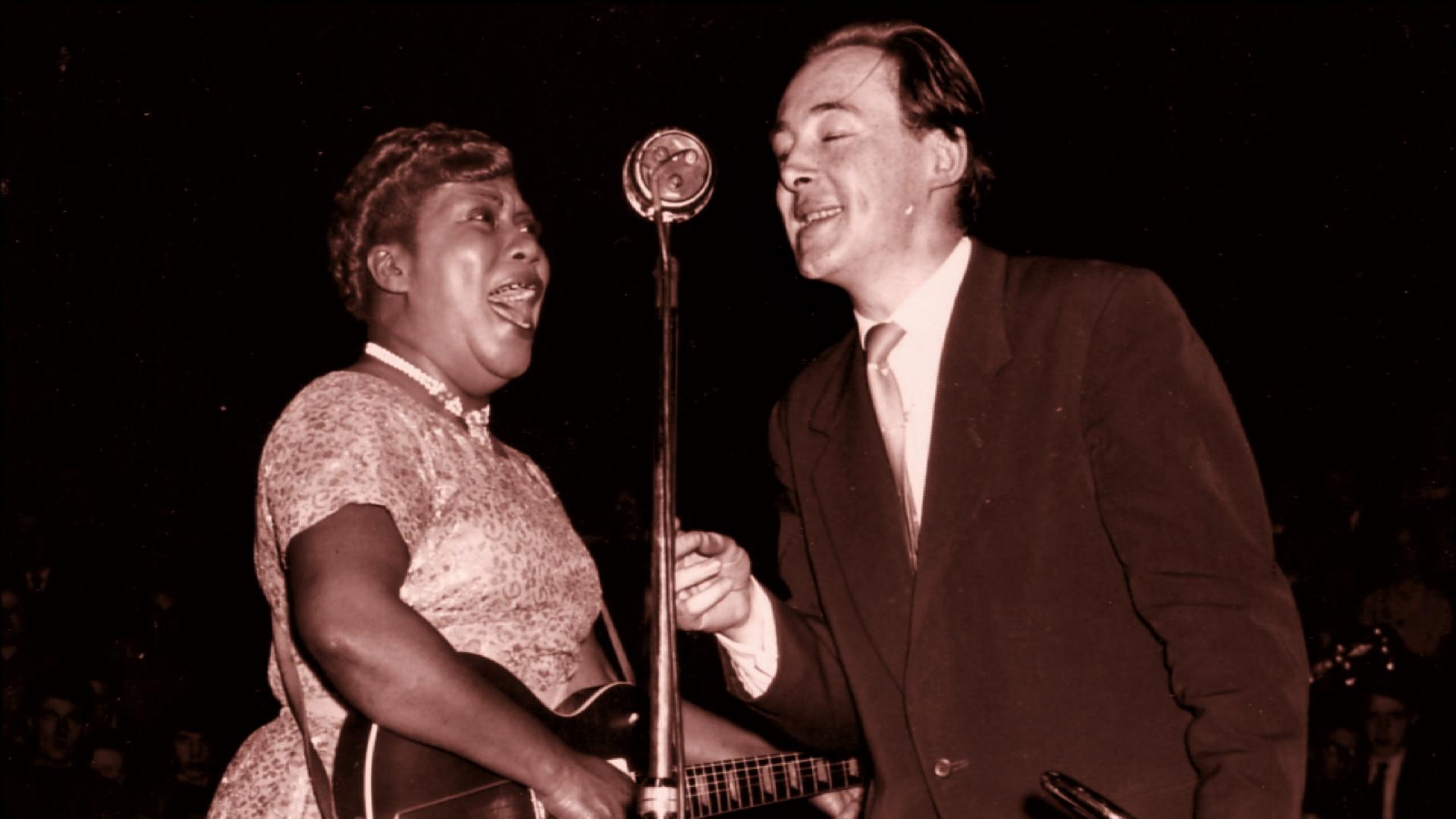 Sister Rosetta Tharpe: 1957 Tour