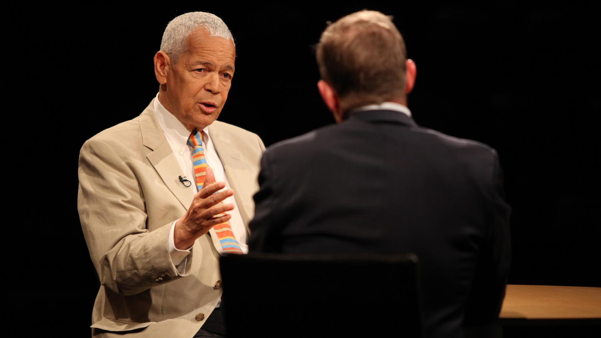 Julian Bond on SNCC, MLK, and the NAACP
