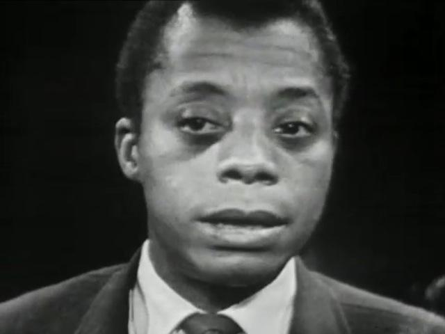 "James Baldwin from ""The Negro and the American Promise"""