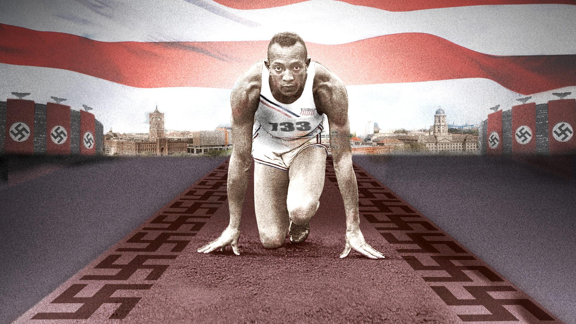 Olympian Jesse Owens