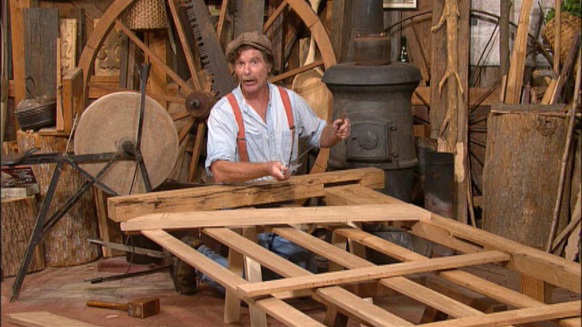2010 2011 Episodes Watch Online The Woodwright S Shop