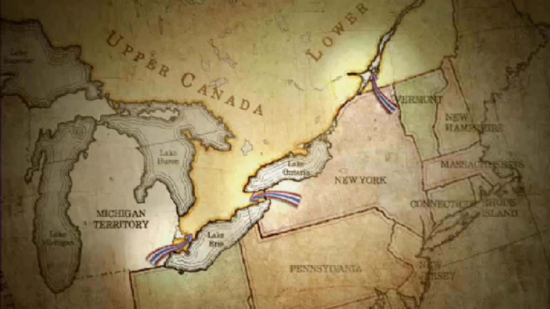 war of 1812 college essay