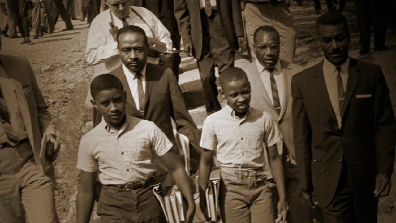 The Civil Rights Of Children >> The Birmingham Campaign Civil Rights Movement Black